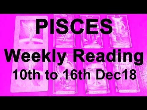 pisces weekly horoscope 16 january