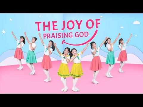 "2020 English Christian Song ""The Joy Of Praising God"" | Kids Worship With Dance"