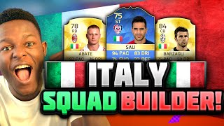 FIFA 16 BEST CHEAP 25K - 30K ITALY/ITALIAN SQUAD BUILDER WITH CHEAP BEASTS! - FIFA 16 Ultimate team