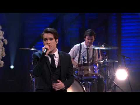 Panic! at the Disco The Ballad of Mona Lisa live in Conan HD