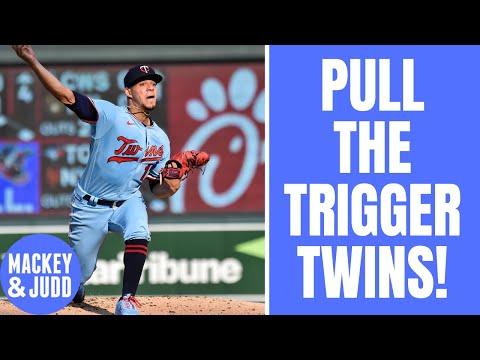 Why Minnesota Twins should trade Jose Berrios