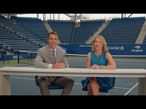 Download IBM technology at the 2021 US Open