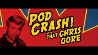 090 PodCRASH on What the Cast LIVE from Dragon Con!