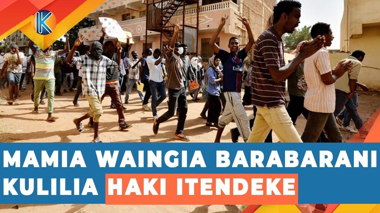 Download MAMIA WAINGIA BARABARANI KULILIA HAKI ITENDEKE