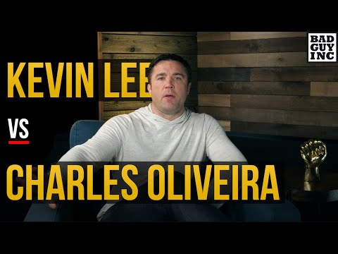 Know we know where Kevin Lee fits in...(Kevin Lee vs Charles Oliveira)