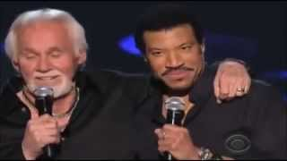 KENNY ROGERS-LIONEL RICHIE/LADY/COUNTRY CONCERT MGM GRAND HOTEL