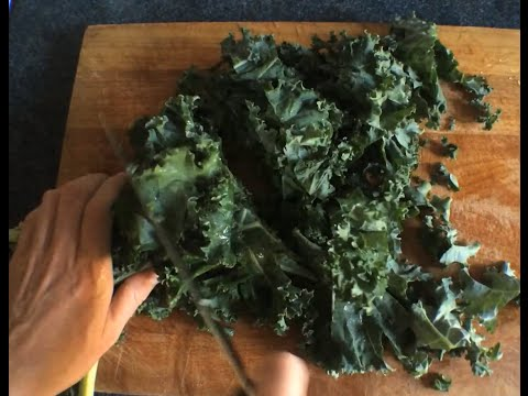 Pan Fried Kale - You Suck at Cooking (episode 10)