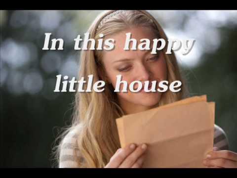 [Karaoke] Little House - Amanda Seyfried [Karaoke]