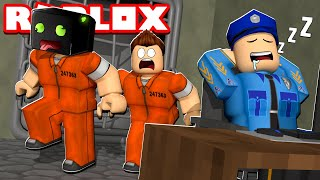 WE ARE FROM THE PRISON?! - Roblox [English/HD]