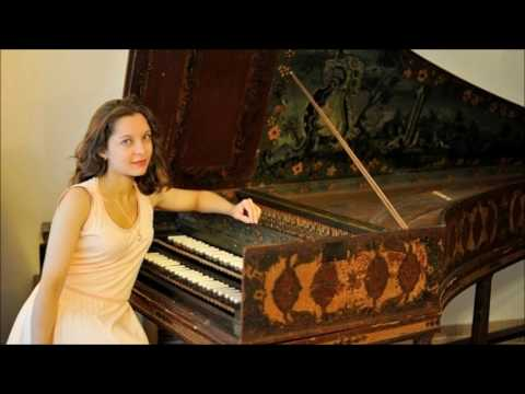 Marin Marais Pieces for Harpsichord taken from Alcide (1693),  Marie van Rhijn