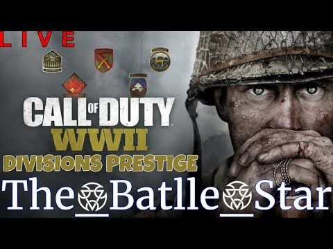 Call of Duty WWII. The_Battle_Star.Interactive Live Stream