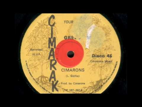 (1976) The Cimarons: Greedy Man