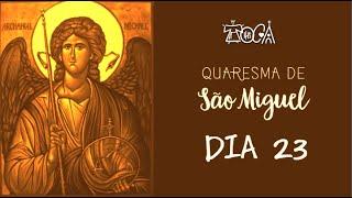 23° Dia 🔔🙏   Quaresma de São Miguel Arcanjo   Wendell, postulante