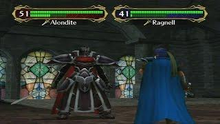 Fire Emblem: Path of Radiance Part 37 - Ike vs Black Knight (Hard Mode)