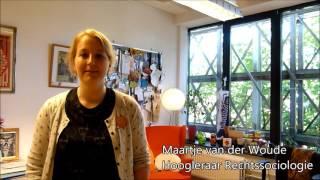 Nacht van Kunst & Kennis 2016: Maartje van der Woude