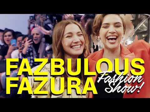 Fazura's House is on FIRE!!! - KL Fashion Week (Part 2)