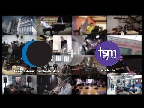 Our Partnership with The Conservatorium van Amsterdam