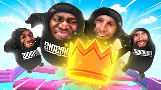 SIDEMEN DOMINATING ON FALL GUYS (Sidemen Gaming)