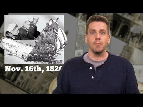 Sperm Whales, Seamen, and Moby Dick: Next Week in History - Episode 8