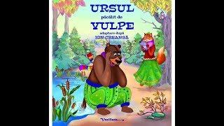 Ursul Pacalit De Vulpe - Poveste pentru copii   Copilul destept Desene animate