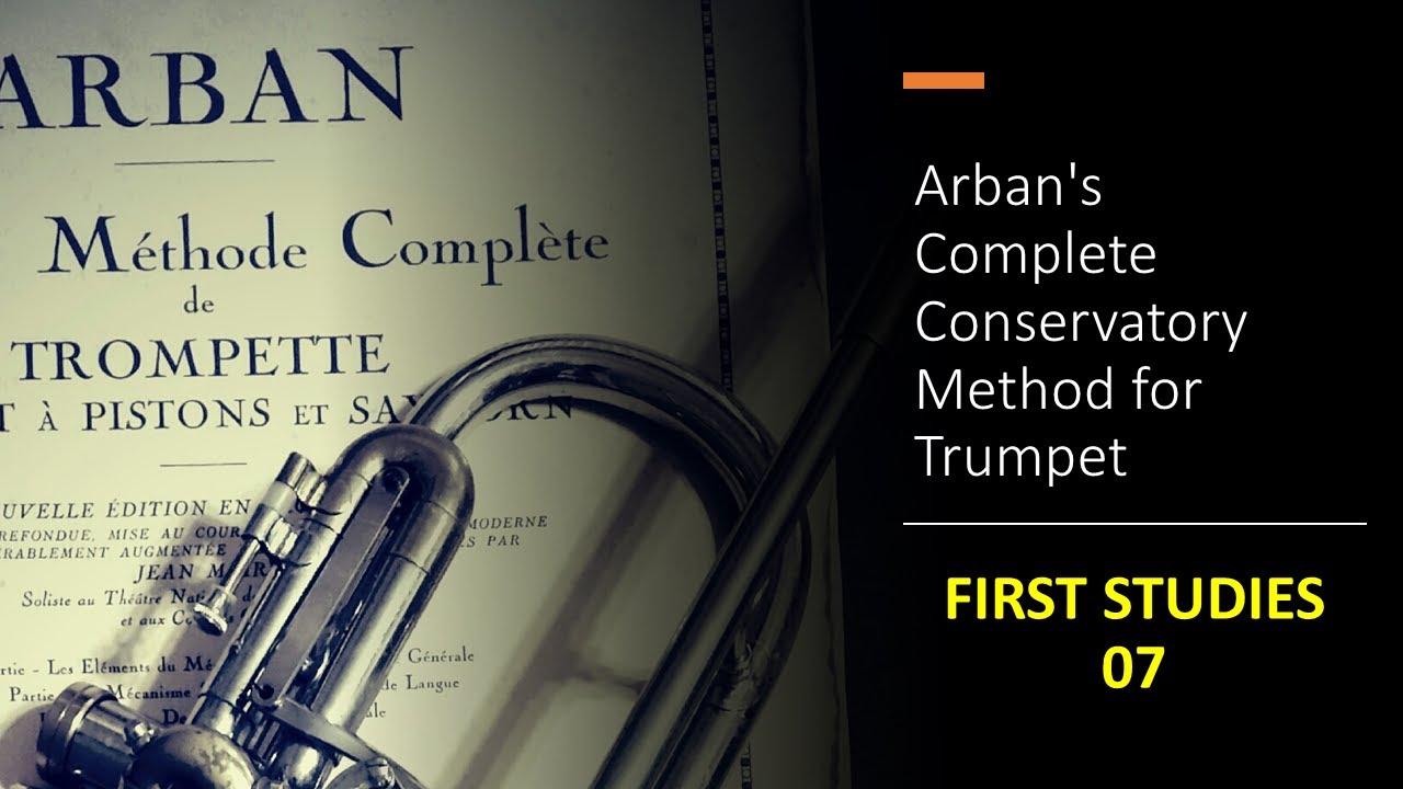 ARBAN STUDIES TRUMPET PDF