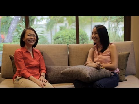 Rose Fres Fausto interviews Riza Mantaring, Sun Life Financial CEO