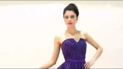 Elegant Chiffon Sweetheart Neckline A-line Bridesmaid Dress -- Adasbridal ( WBD13279)