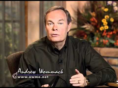 Andrew Wommack: Discover The Keys To Staying Full Of God: The Power Of Imagination Week 3 Session 5