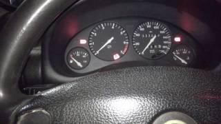 Opel Corsa В Утечка тока, пробитый провод на массу, как найти