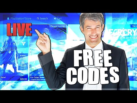 How To Get FREE PS PLUS NOW! Free Playstation Plus GIVEAWAY x3 (PS Plus Codes Giveaway LIVE 2016)