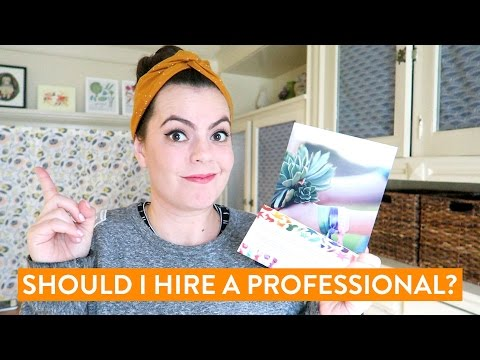 SHOULD I HIRE A PROFESSIONAL?   Graphic Design and Your Creative Business