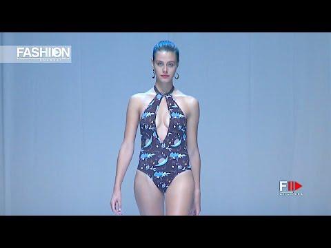 BEACHCULT Spring Summer 2018 SAFW - Fashion Channel