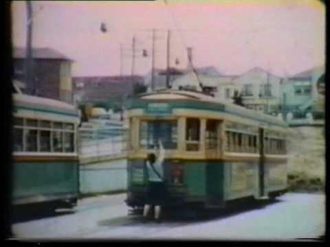 Bondi Junction Tram Early 1950's