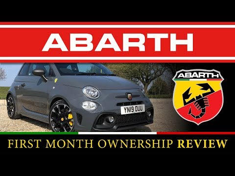 Abarth 595 Competizione (First Month Ownership Review)