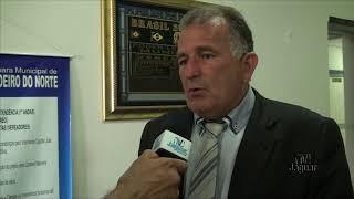 Arimateia Brito Entrevista Câmara de Limoeiro 06 12 18