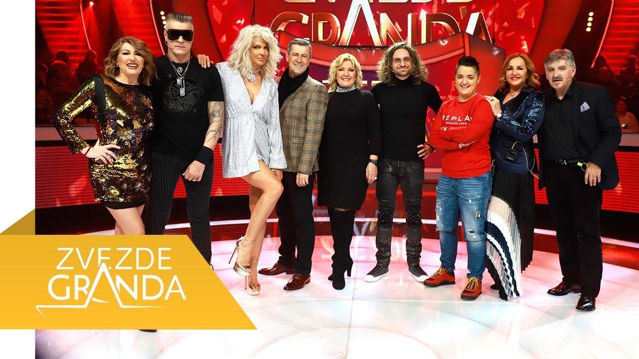 Zvezde Granda - Cela emisija 19 - ZG 2019/20 - 25.01.2020.