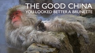 THE GOOD CHINA - You looked better a brunette (Official video)