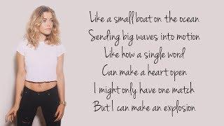 Download Fight Song - Rachel Platten (Lyrics)