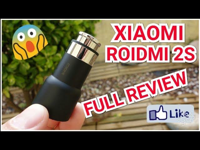Xiaomi Roidmi 2s - O GADGET PERFEITO para o teu CARRO ??? - ANÁLISE EM PORTUGUES
