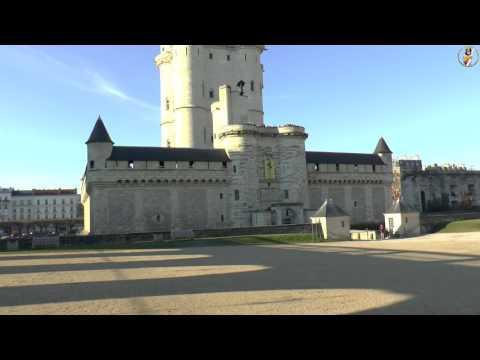 Париж Венсенский замок