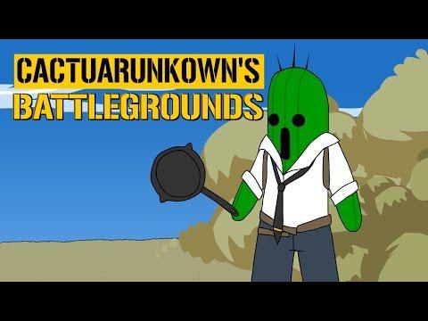 CactuarUnknown's BattleGrounds Royale (PUBG animation)