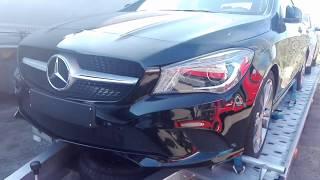 Auta z Niemiec wieziemy na święta Mercedes CLA Astra 2018 i Lancer
