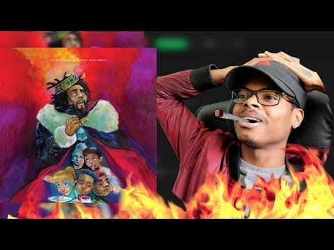 Mumble Rap Takes An L! J. Cole - KOD | Full Album Review/ Reaction