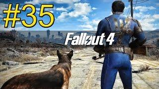 FallOut 4 PC прохождение часть 35 Беглый Робот