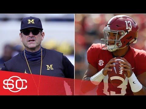 Paul Finebaum on Week 8 NCAA Football: Michigan, Alabama, Florida State | SportsCenter