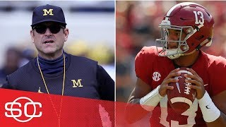 Paul Finebaum on Week 8 NCAA Football: Michigan, Alabama, Florida State | SportsCenter