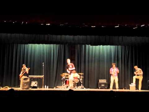 The Pinheads: (Intro) Lights and Sounds - Kingsway Regional High School Battle of the Bands 2015