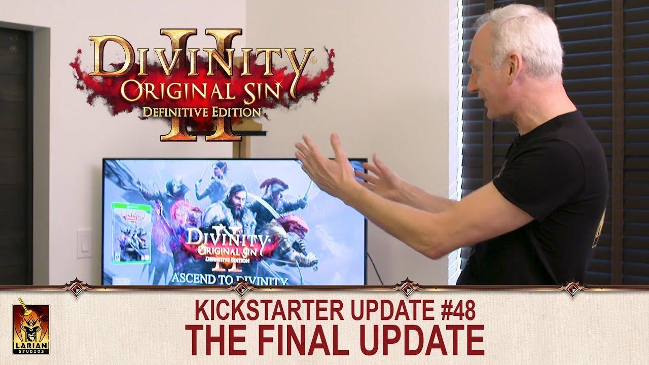 Divinity: Original Sin 2 - Update #48: The final update
