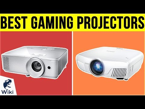 Top 10 Gaming Projectors of 2019 | Video Review