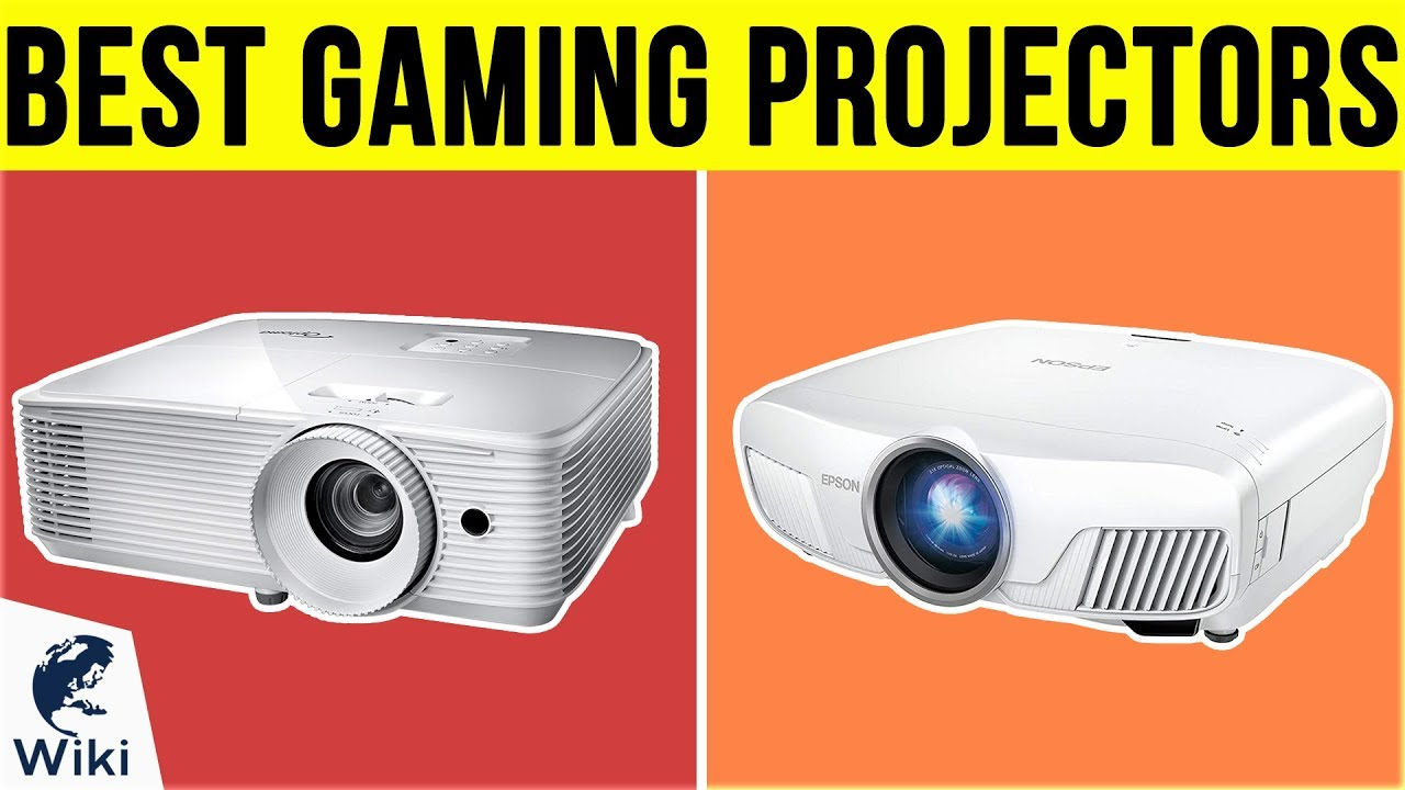 10 Best Gaming Projectors 2019